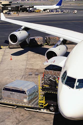 transporte funerário aéreo